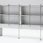 [Discontinued]Reagent Shelf Single-Sided Type, with Jungle 900 x 310 x 1000 and others