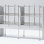 [Discontinued]Reagent Shelf Double-Sided Type, with Jungle 900 x 520 x 1000 and others