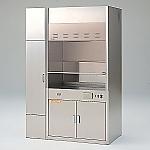 Lab Draft S901 with Dry Scrubber 1200 x 745/650 x 1850 Z9S-WKX