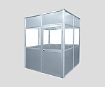 Aluminum Panel Type Clean Booth 2000 x 2000 x 2400 and others