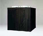 クリーンブース ブラックカーテンタイプ B7シリーズ