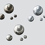 Aluminum Ball φ2 and others