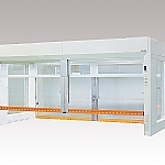 Laboratory Bench Hood Non-Pole Type, Made Of Steel 2380 x 1480 x 1600 and others