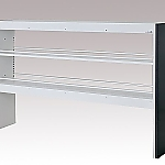[Discontinued]Reagent Shelf Steel Type, Double-Sided Type 1780 x 340 x 1100 and others