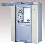 [取扱停止]エアシャワー 自動扉タイプ PSAS-161P-AS