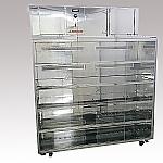 Negative Pressure Type Isolation Rack 1560 x 600 x 1850 DTP-Ⅲ15 DTP-315
