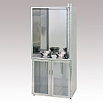 [Discontinued]Waste Liquid Tank Storage with Exhaust Function Stainless Steel (Stainless Steel (SUS304)) and others
