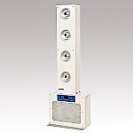 [取扱停止]簡易型エアーシャワー 500×200×1500 KAS-P04