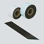 Magnetic Sheet Isotropy with Adhesive (One Side Magnetized) 100mm x 0.8mm x 10m and others