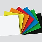Color Magnetic Sheet No-Glossy CR White 1020 x 0.8 x 1000mm and others