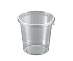 Disposable Container φ129 x φ100 x 48mm 100 Pieces and others