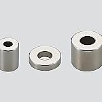 Neodymium Magnetic Stone (Ring Type) φ6 x φ3 x 4 30 Pcs and others