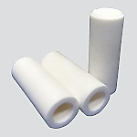 PTFE Filter (Air Infiltration Type) φ13 x 35 (With φ8 Plug-In Hole) F-dim.13