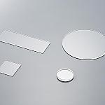 溶融石英研磨板 (丸板)