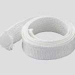 High Heat-Resistance Silica Cloth Sleeve φ8mm x 30m x 0.4mm and others
