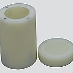 [Discontinued]High Purity Quartz Pot Mill Φ110 x Φ60 x 78...  Others