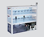 Small Fish Breeding System Lighting, Blackout Curtain Specification 1200 x 450 x 1145