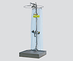 Shower, Eye Washer for Emergency Use Booth 1000 x 1000 x 2595 801FS