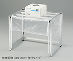 Folding Simple Clean Booth With 1 Fan Unit and others