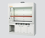 [Discontinued]Fume Hood Explosion-Proof Type 1200 x 845/750 x 2250 and others