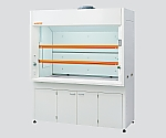 [Discontinued]Fume Hood Low Ceiling Supported, Double Sash Type 1200 x 845/750 x 2100 and others