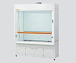 [Discontinued]Fume Hood High Line, Low Working Plane Type Standard 1200 x 845/750 x 2350 and others