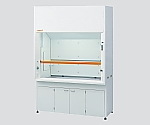 [Discontinued]Fume Hood Dry Scrubber Upper Placing Type Standard 1200 x 845/750 x 2550 and others