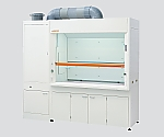 [Discontinued]Fume Hood Dry Scrubber Horizontal Type Standard 1900 x 845/750 x 2250 and others