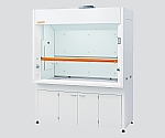[Discontinued]Fume Hood Type with Flame Detector Function Standard 1200 x 845/750 x 2250 and others