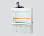 [Discontinued]Fume Hood Type with FRP Exhaust Fan Standard 1200 x 845/750 x 2250 and others