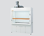 [Discontinued]Fume Hood Type with PVC Exhaust Fan Standard 1200 x 845/750 x 2250 and others