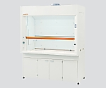 [Discontinued]Fume Hood Cabinet Type with Broken Door, Ceramic Top Panel Standard 1200 x 845/750 x 2250 and others