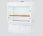 [Discontinued]Fume Hood Cabinet Type, Ceramic Top Panel Standard 1200 x 845/750 x 2250 and others