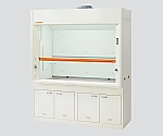 [Discontinued]Fume Hood Cabinet Type, Epoxy Top Panel Standard 1200 x 845/750 x 2250 and others