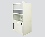 Draft Chamber Back Dry Scrubber Built-In Type 1200 x 1000 x 2100 and others