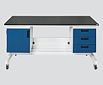 [Discontinued]Mobile Steel Side Laboratory Bench 1200 x 750 x 800 and others