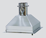 Stainless Steel Ceiling-Hood with Volume Damper 250 x 250 x 150 and others