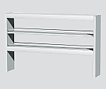 Steel Reagent Shelf for Central Laboratory Bench Steel, Open, Double-Sided Type 1480 x 340 x 1100 and others