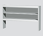 Steel Reagent Shelf for Side Laboratory Bench Steel, Open, Single-Sided Type 1180 x 200 x 1100 and others