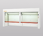 Laboratory Bench Hood Single-Sided Type, Non-Pole Type, Made Of Steel 2380 x 730 x 1600 and others