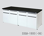 Side Laboratory Bench Steel Unit, Flat Type 450 x 750 x 800 and others