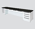 Side Laboratory Bench Steel Unit, Open Type 1500 x 750 x 800 and others