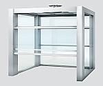Aluminum Laboratory Bench Hood Double-Sided Type, Balance Sash Type 1500 x 1500 x 1500 and others
