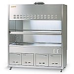 ASSRE Fume Hood Working Surface Flat Type 1200 x 820/750 x 2150 and others