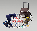 [Discontinued]Disaster Stockpile Set (Carry Bag Type) AA100 CB 16 pcs 4 Sets and others