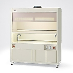 ASSRE Fume Hood Working Plane Flat PP Standard Type 1200 x 820/750 x 2150 and others
