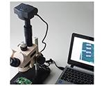 Wi-Fi接続顕微鏡アダプタ 約90×131×79mm