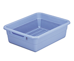 Drainer Basket Blue 16L and others