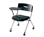 Chair with Memo Stand Black 435 x 460 x 445mm and others