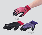 Rubber Coated Gloves Lite GRIP S Red 1 Pair and others